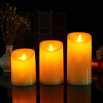 LED Stearinlys til højtid og hygge